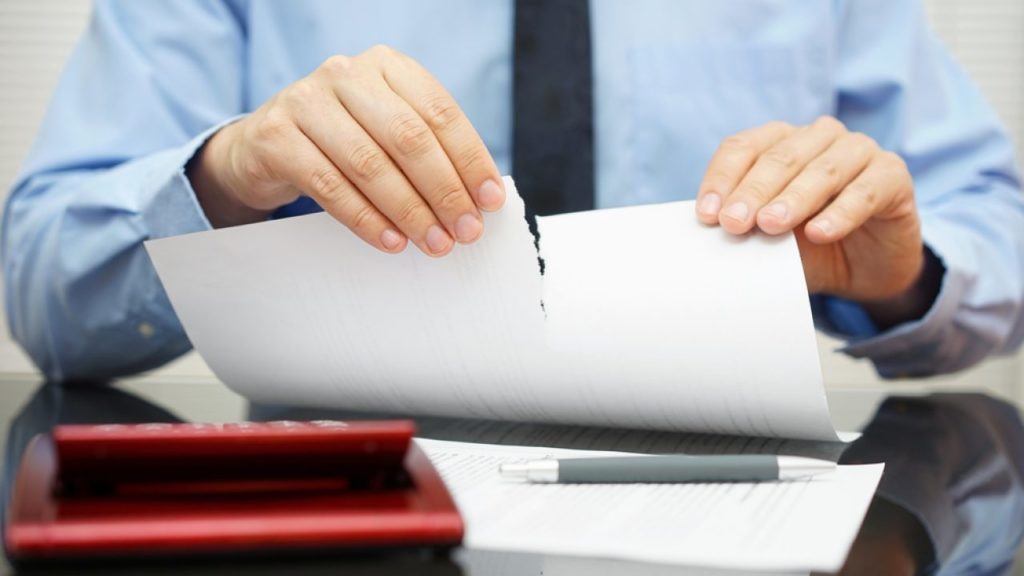расторжение договора gap-страхования