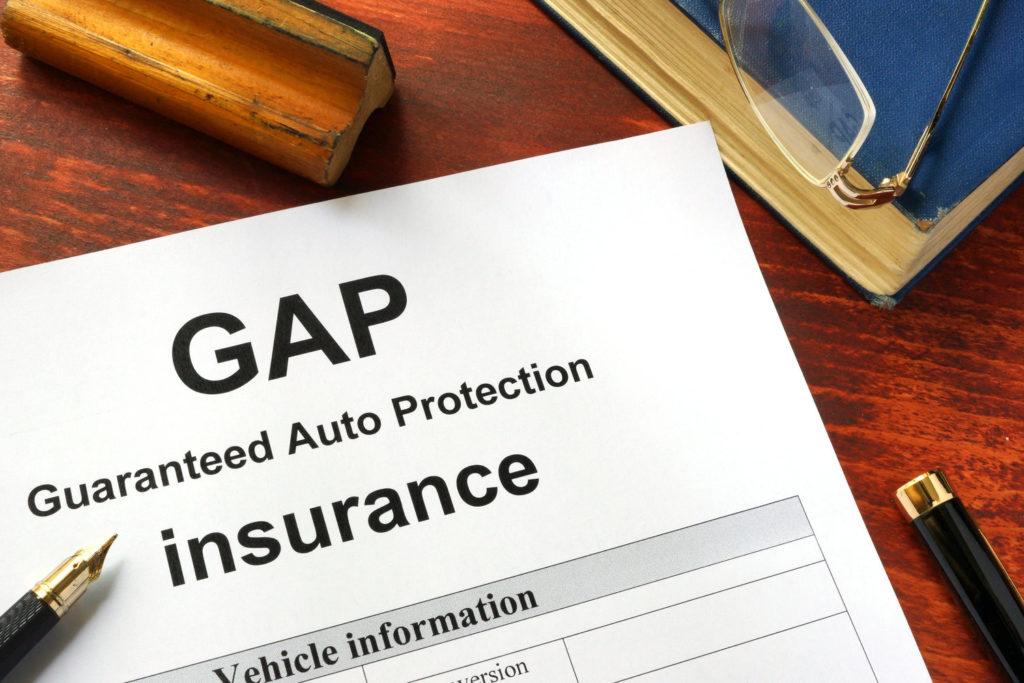 документы для оформления gap-страховки