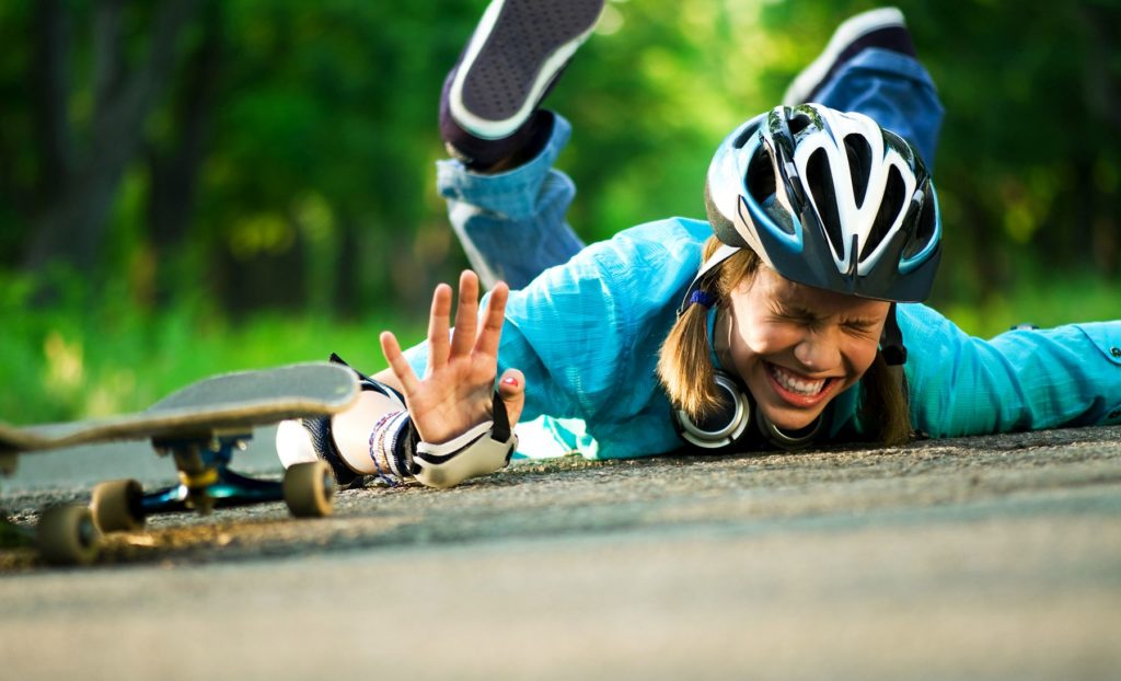 страховой случай при детской спортивной страховке