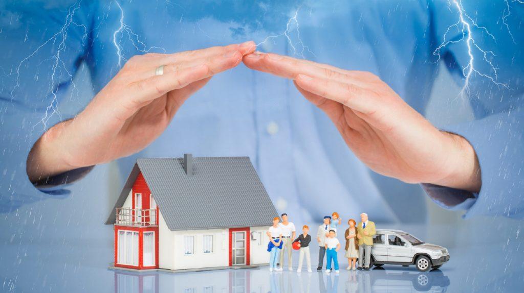 виды страхования имущества