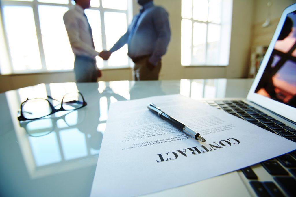 оформление  договора страхования предпринимательских рисков