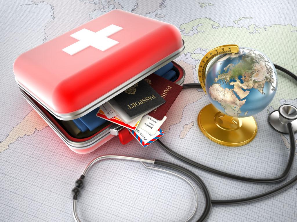 медицинская страховка для поездки в Черногорию