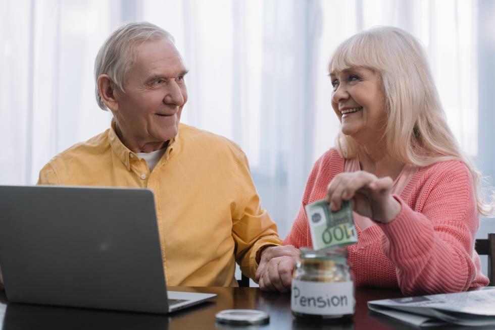 виды страховых пенсий по возрасту