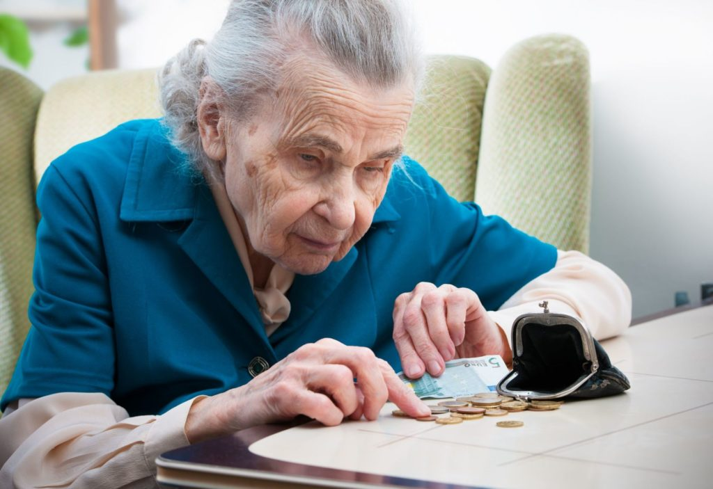 кому положена страховая пенсия