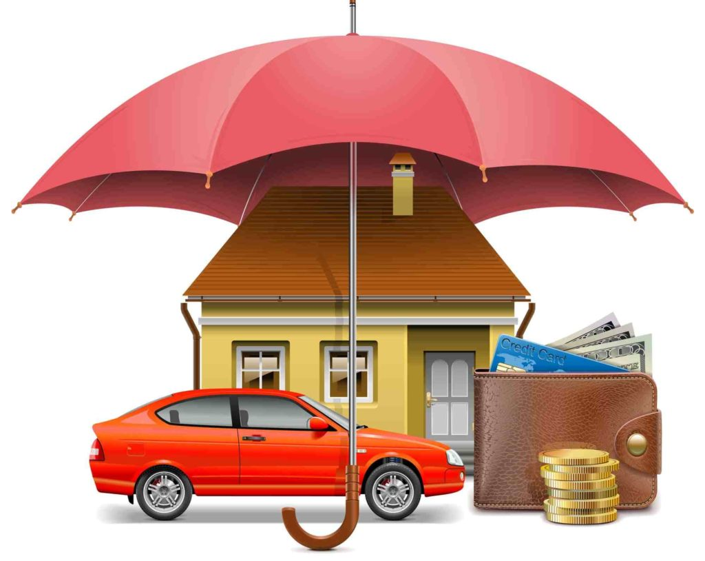 виды страхования, имущшственный страховой договор