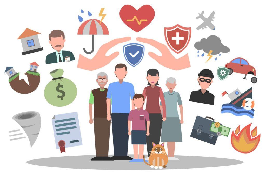 что представляет собой коллективное страхование и как оно работает