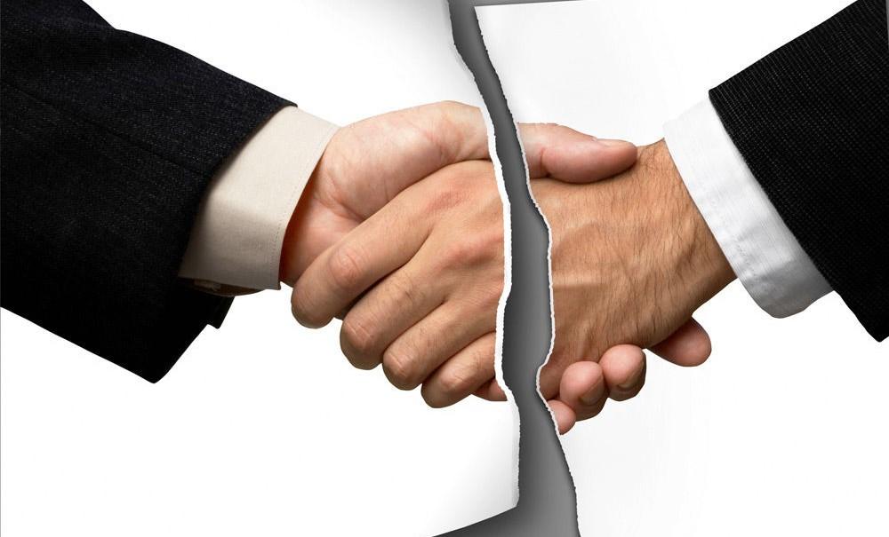 какой договор при коллективном страховании можно считать расторгнутым