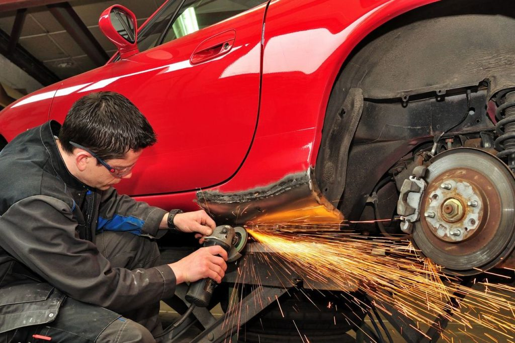 осаго европротокол, ремонт автомобиля