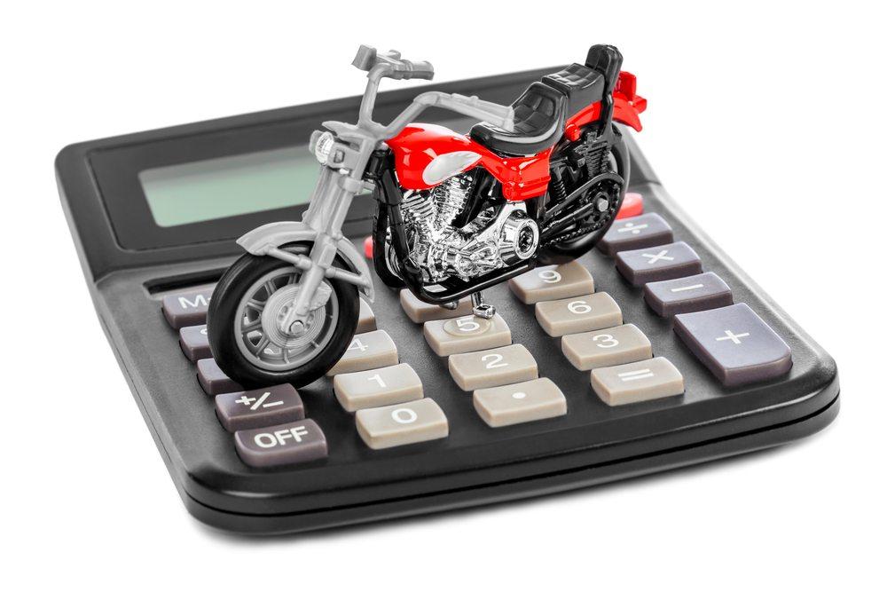 осаго на мотоцикл 2019, примеры расчета