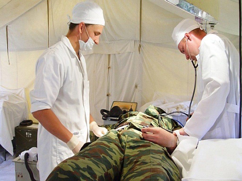 страховой случай по страхованию военнослужащих