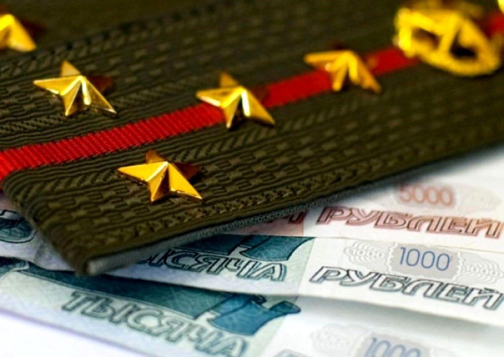 выплаты по страхованию военнослужащих