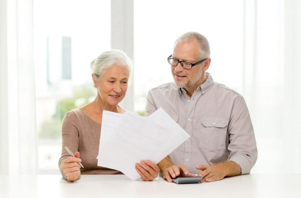 необходимые документы и заявление для оформления страховой пенсии