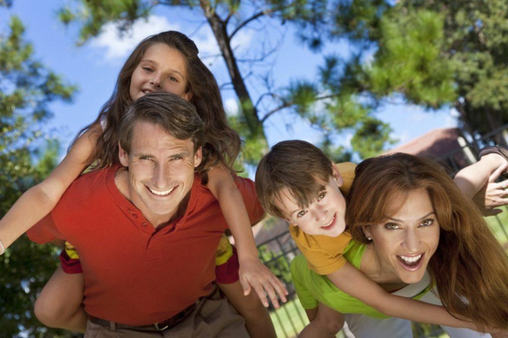 страховка от клеща для детей