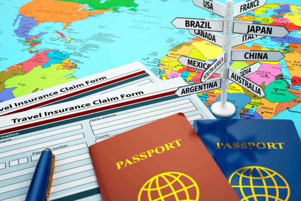 документы для страховки в Италию