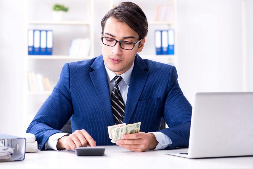 условия работы и заработная плата брокера