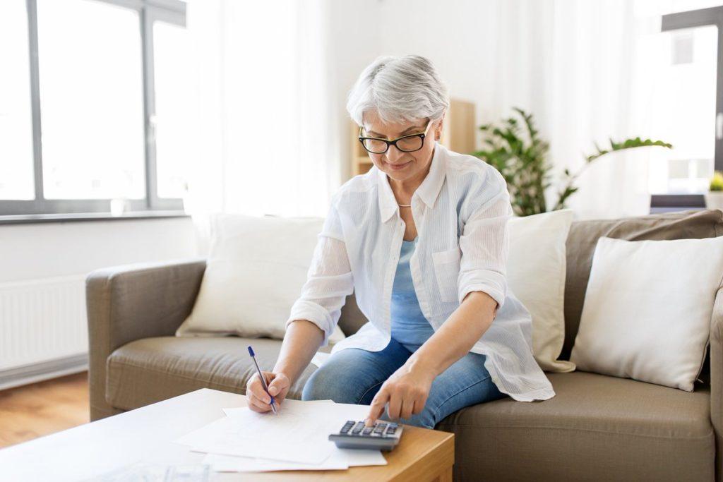 страховая пенсия по старости, расчет