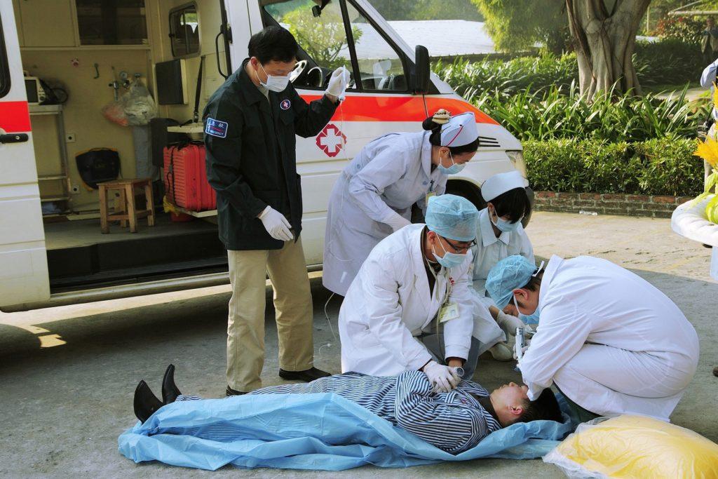 Какие страховые случаи покрывает мед страховка в Китай