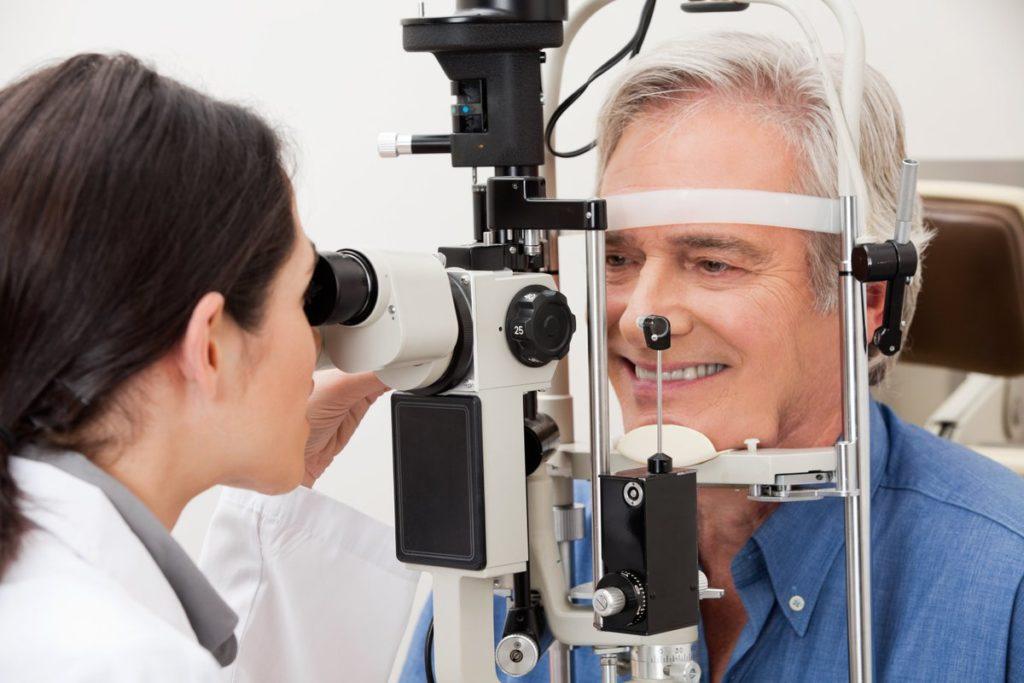 диспансеризация по омс, осмотр у офтальмолога