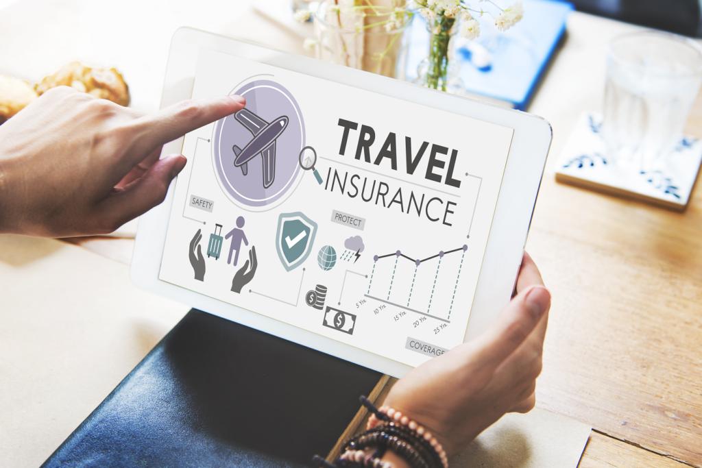 оформление страхования в туризме