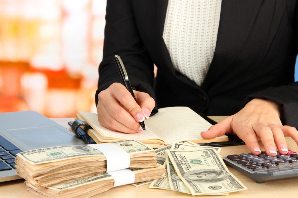 Взыскание страховой выплаты по осаго? расчет