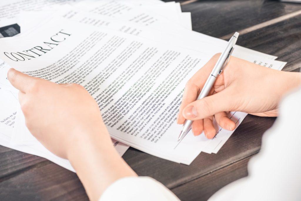 заключение договора страхования ответственности аудиторов
