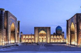 страховка в Узбекистан
