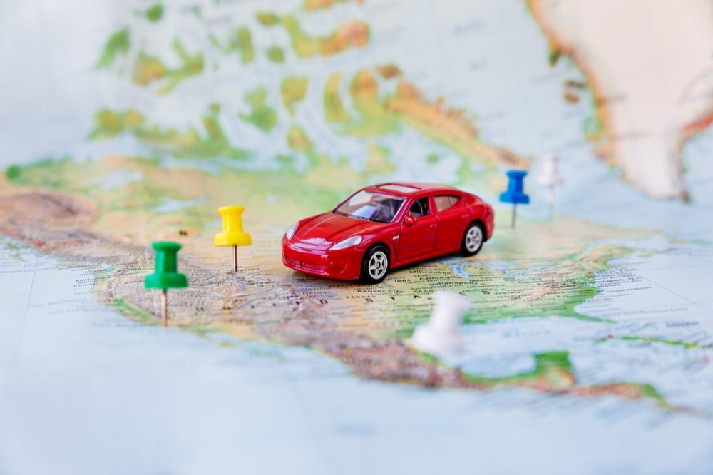 как расширить географию страховки КАСКО за границей