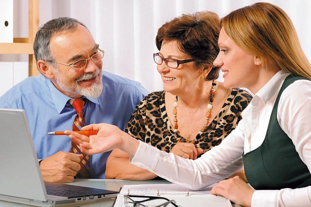 Условия получения страховой части пенсии