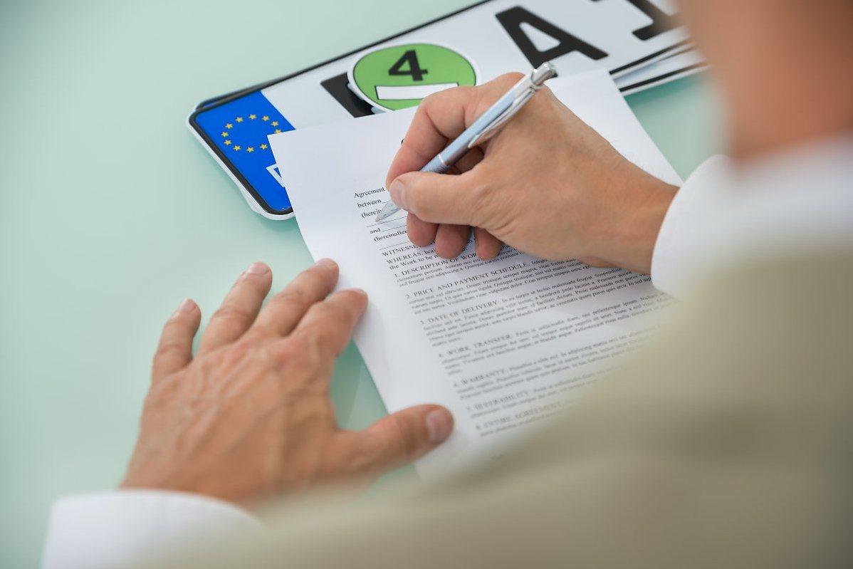 Пошаговая инструкция регистрации автомобиля в ГИБДД