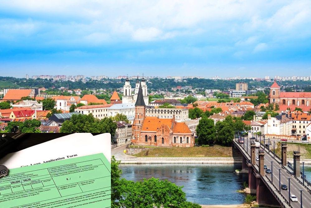 для чего нужна Зеленая карта в Литву