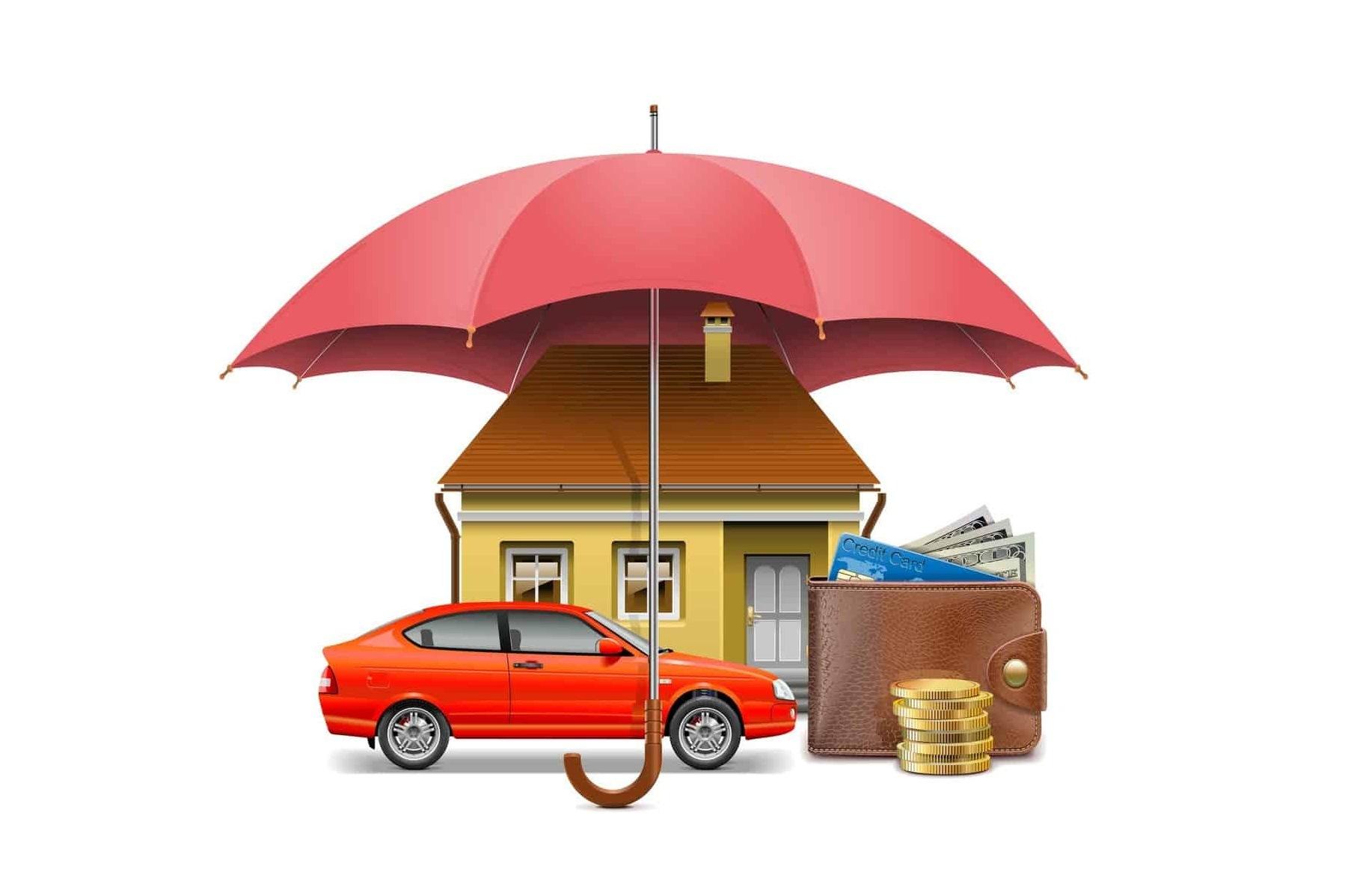 виды двойного страхования, имущественное страхование