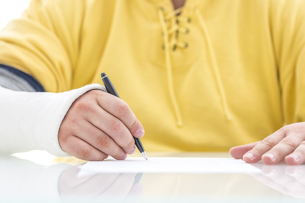 степень вины застрахованного, роль пострадавшего в ведении дела