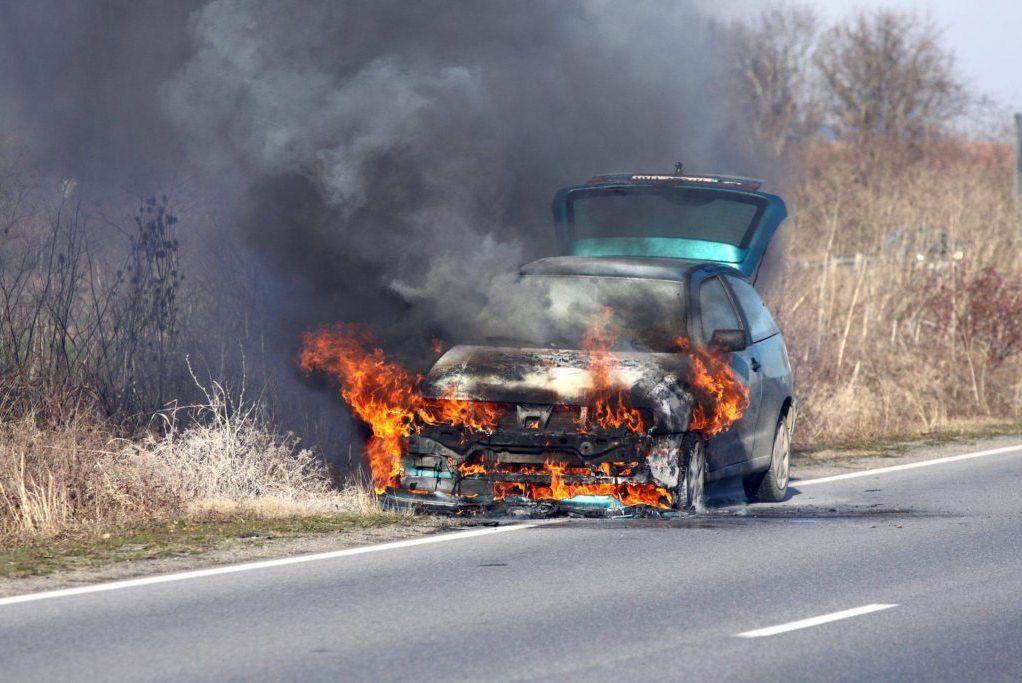 страховой случай Росгосстрах при пожаре ТС