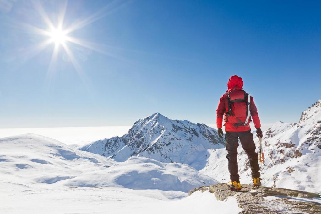 страховка для альпинистов