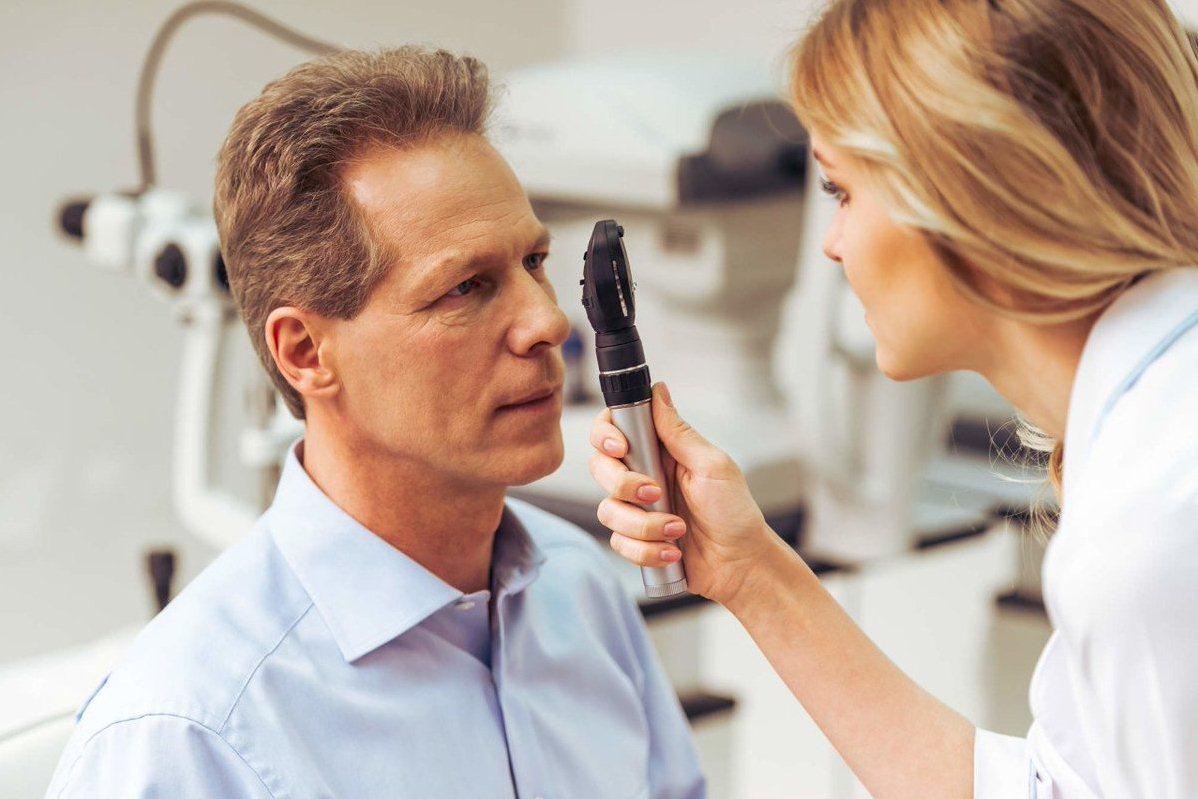 обследования перед лазерной коррекцией зрения