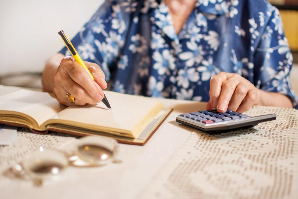 Сколько составляет страховая часть пенсии