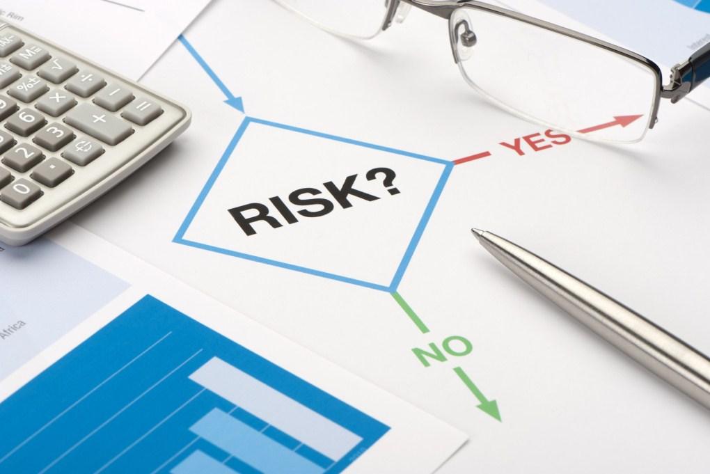имущественное страхование, риски