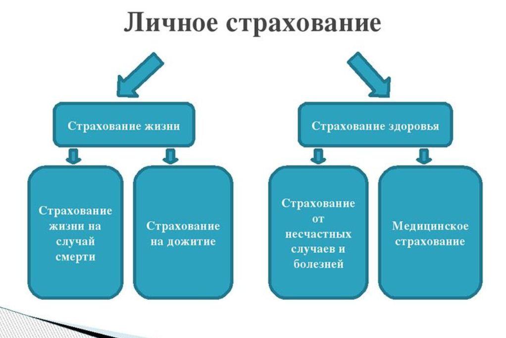 характеристика личного страхования в России