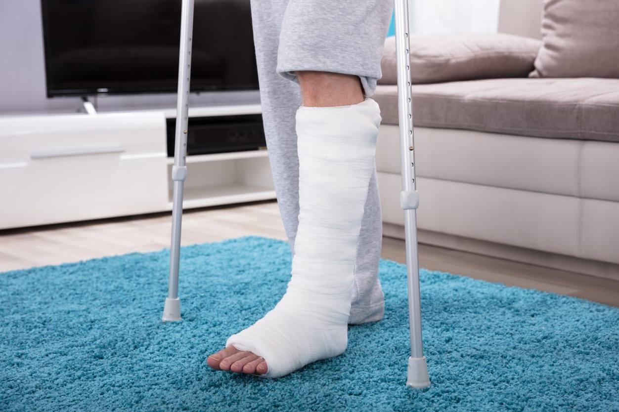 страховка после травмы