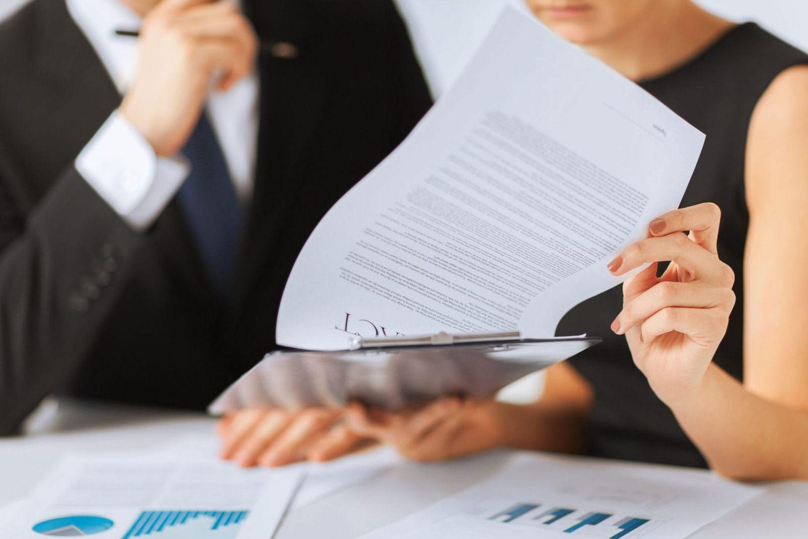 Какие документы нужны при подаче сообщения в  «ВТБ» банке