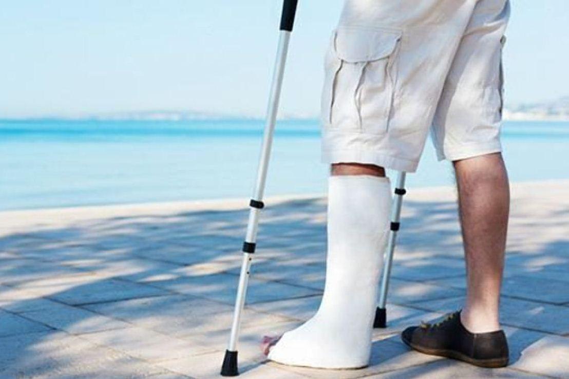 является ли перелом ноги страховым случаем