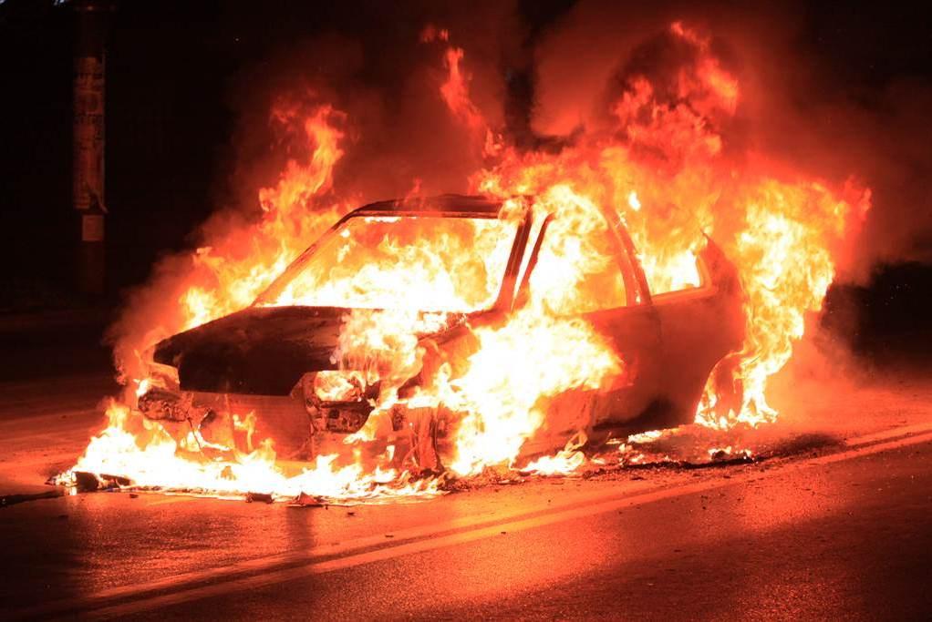 особенности страховки от поджога авто