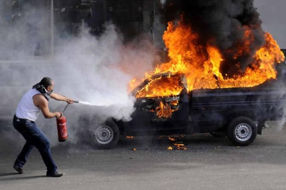 страховка от поджога авто, как доказать поджог