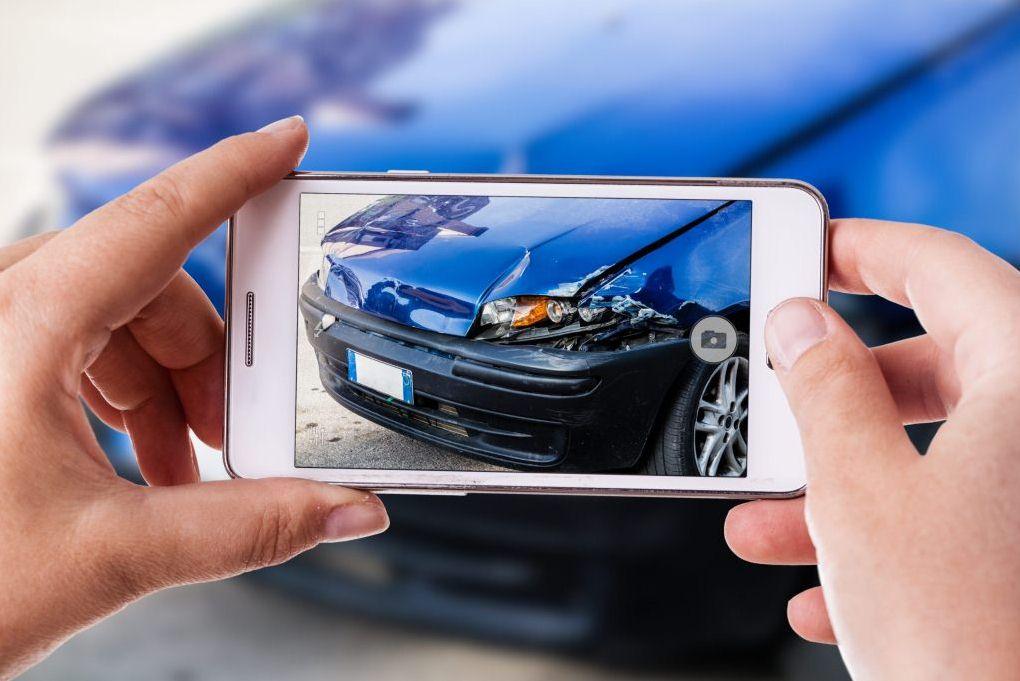 каско ущерб как правильно фотографировать повреждения при ДТП