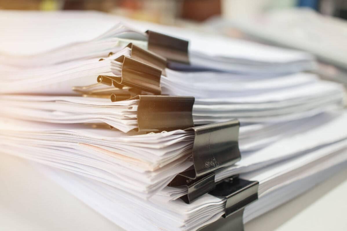 документы для оформления договора от несчастных случаев