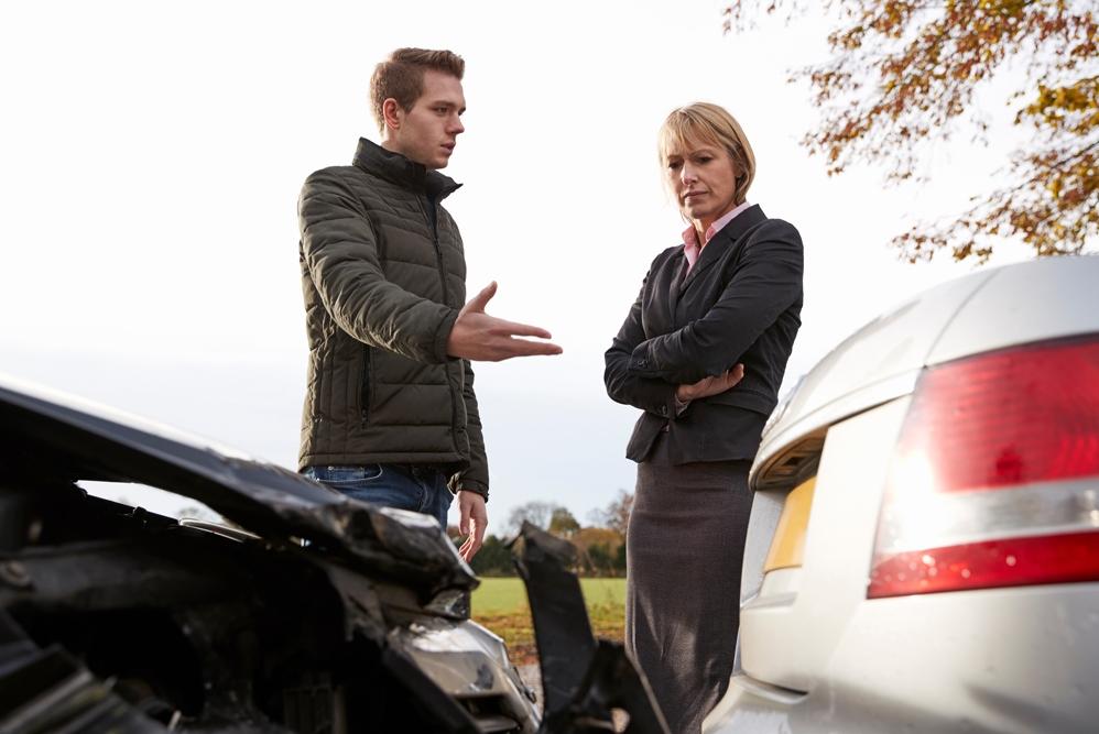 водитель, не вписанный в полис ОСАГО совершил ДТП, что если он не виноват