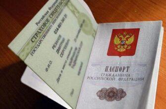 отмена бумажного СНИЛСА в России