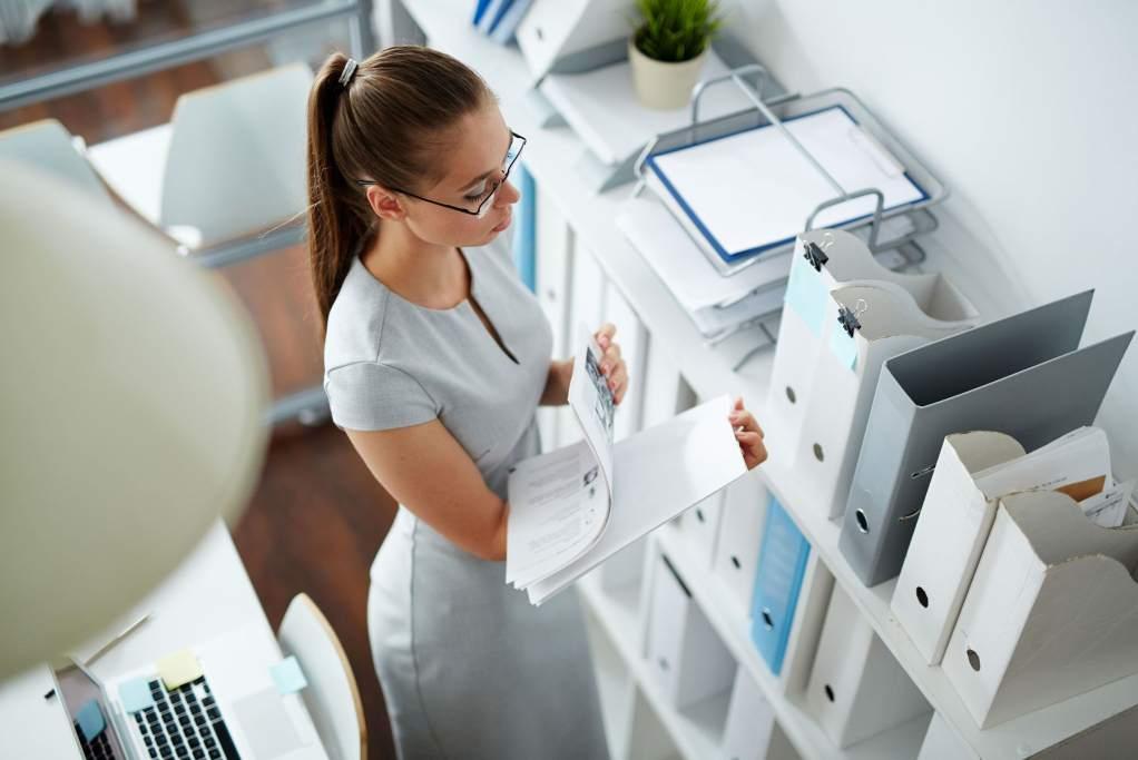 страховой фонд документации, организация документов